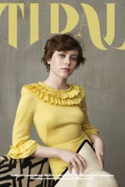 Sophia Lillis in Tidal Magazine, 2020 Issue 1