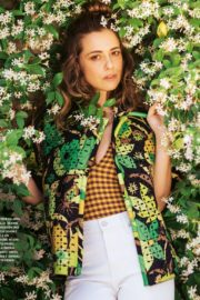 Valeria Bilello Photoshoot for Grazia Magazine, Italy June 2020 2