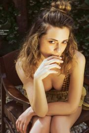 Valeria Bilello Photoshoot for Grazia Magazine, Italy June 2020 4