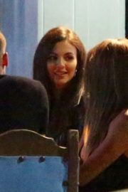 Victoria Justice Out to Dinner with Friends in Studio City 2020/06/11 4