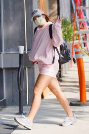 Addison Rae Heading to a Gym in West Hollywood 2020/09/25 4