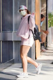 Addison Rae Heading to a Gym in West Hollywood 2020/09/25 5