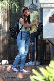 Addison Rae Leaves After a Friend's House in Los Angeles 2020/09/18 3