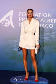 Alina Baikova at Monte-carlo Gala for Planetary Health 2020/09/24 2