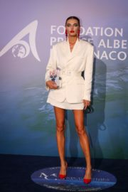 Alina Baikova at Monte-carlo Gala for Planetary Health 2020/09/24 4