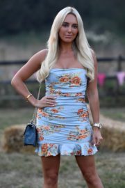 Amber Turner at The Only Way is Essex Set in Essex 2020/09/15 1