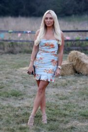 Amber Turner at The Only Way is Essex Set in Essex 2020/09/15 2