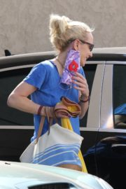 Anne Heche at DWTS Studio in Los Angeles 2020/09/20 3