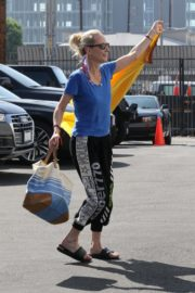 Anne Heche at DWTS Studio in Los Angeles 2020/09/20 5