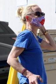 Anne Heche at DWTS Studio in Los Angeles 2020/09/20 6