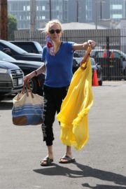 Anne Heche at DWTS Studio in Los Angeles 2020/09/20 7