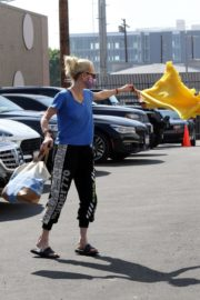 Anne Heche at DWTS Studio in Los Angeles 2020/09/20 9