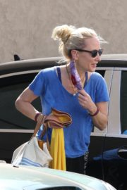 Anne Heche at DWTS Studio in Los Angeles 2020/09/20 10