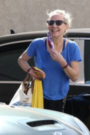 Anne Heche at DWTS Studio in Los Angeles 2020/09/20 11