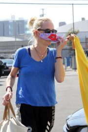 Anne Heche at DWTS Studio in Los Angeles 2020/09/20 12