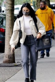 Camila Mendes Out and About in Vancouver 2020/09/19 1
