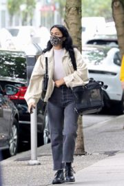 Camila Mendes Out and About in Vancouver 2020/09/19 2