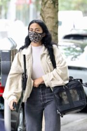Camila Mendes Out and About in Vancouver 2020/09/19 6