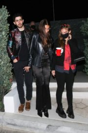 Chantel Jeffries and Andrew Taggart Kelsey Calemin's Father of Foods' Party in West Hollywood 2020/09/23 1