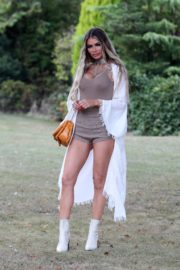 Chloe Sims at The Only Way is Essex Set in Essex 2020/09/15 7