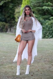 Chloe Sims at The Only Way is Essex Set in Essex 2020/09/15 8