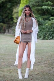 Chloe Sims at The Only Way is Essex Set in Essex 2020/09/15 9