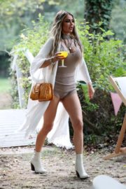 Chloe Sims at The Only Way is Essex Set in Essex 2020/09/15 10