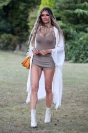 Chloe Sims at The Only Way is Essex Set in Essex 2020/09/15 11