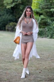 Chloe Sims at The Only Way is Essex Set in Essex 2020/09/15 12