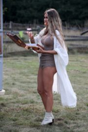 Chloe Sims at The Only Way is Essex Set in Essex 2020/09/15 15