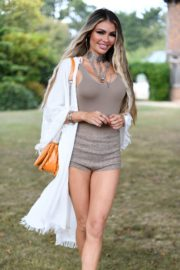 Chloe Sims at The Only Way is Essex Set in Essex 2020/09/15 17