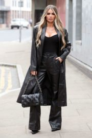 Chloe Sims on the Set of TOWIE in Essex 2020/09/21 2