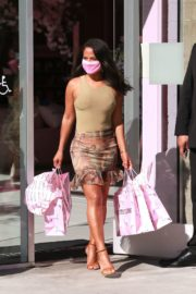 Christina Milian at Pretty Little Thing in West Hollywood 2020/09/18 11