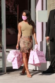 Christina Milian at Pretty Little Thing in West Hollywood 2020/09/18 12