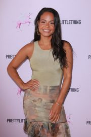 Christina Milian at Pretty Little Thing in West Hollywood 2020/09/18 16