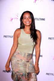 Christina Milian at Pretty Little Thing in West Hollywood 2020/09/18 19