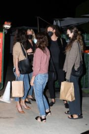 Courteney Cox Out for Dinner in Santa Monica 2020/09/22 1