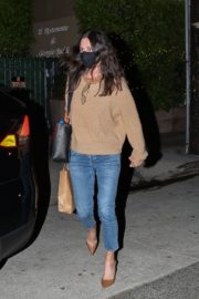 Courteney Cox Out for Dinner in Santa Monica 2020/09/22 4
