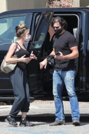 Denise Richards and Aaron Phypers Out in Malibu 2020/09/23 7