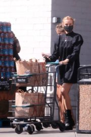 Diane Kruger Out for Grocery Shopping in Los Angeles 2020/09/22 4