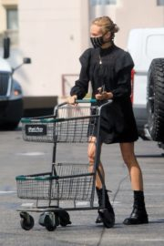 Diane Kruger Out for Grocery Shopping in Los Angeles 2020/09/22 10
