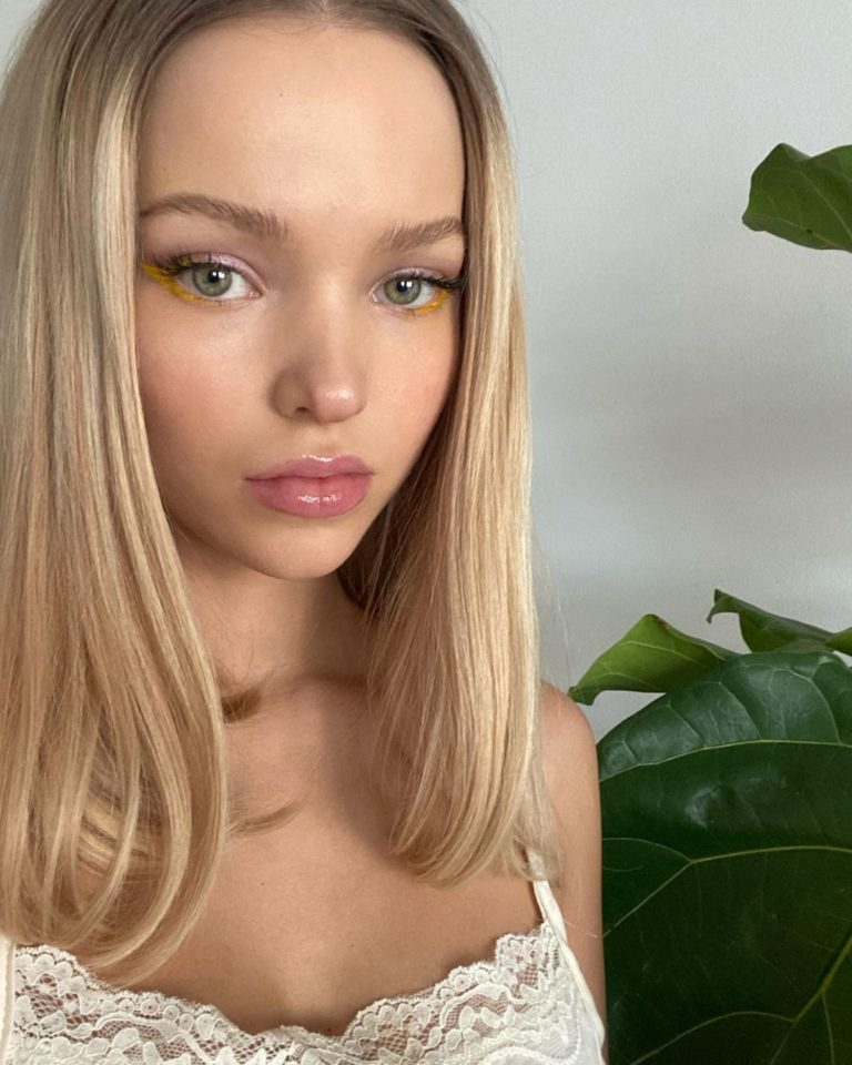 Dove Cameron for Byrdie Magazine, September 2020 Issue 1