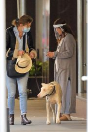 Drew Barrymore Comes to the Rescue of a New Yorker 2020/09/22 4