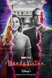 Elizabeth Olsen Photo at Vandavision 2020 Poster 1