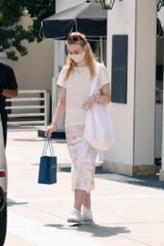Elle Fanning Out Shopping in Los Angeles 2020/09/18 1