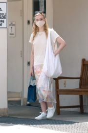 Elle Fanning Out Shopping in Los Angeles 2020/09/18 5