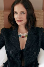 Eva Green in Telva Magazine, September 2020 Issue 1