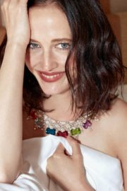 Eva Green in Telva Magazine, September 2020 Issue 2
