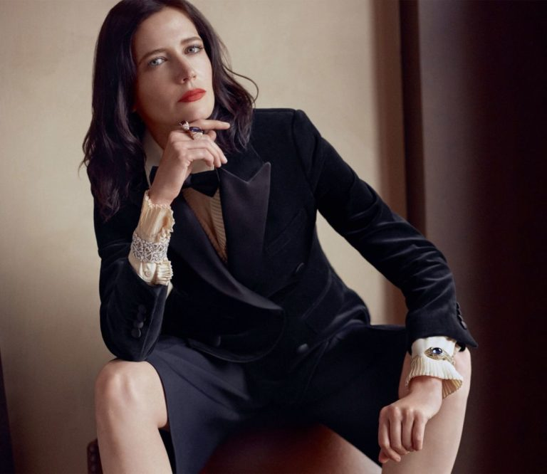 Eva Green in Telva Magazine, September 2020 Issue 8