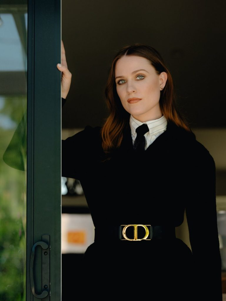 Evan Rachel Wood Poses for the New York Times 2020 Issue 2